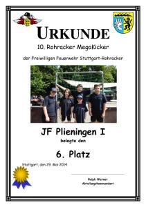 Urkunde_JF_Plieningen_I